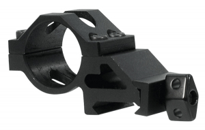 Leapers vinklet offset lysmontasje 21mm skinne RG-FL138