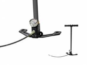 Borner håndpumpe GX-H-1-B til PCP luftgevær, 310 bar, svart