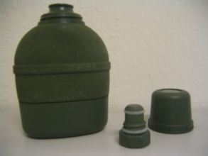 Forsvarets termos feltflaske