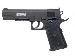 Swiss Arms P1911 MATCH BB luftpistol ***KAMPANJE***