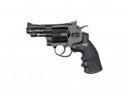 "ASG Dan Wesson revolver 2,5"" løp svart CO2 17175 (120m/s)"