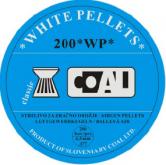 Coal WP Classic 200 stk 4,5mm