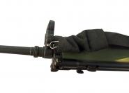Combatkit adapter geværreim Tactical M4 svart