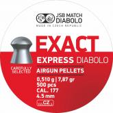 JSB Diabolo Express 4,52mm 500stk høyhastighet
