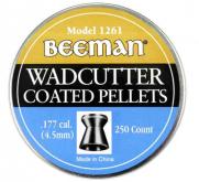 Beeman wadcutter 4,5mm 250 stk grafittbelagt stk