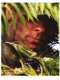 Bushrag Sniper's Veil ørkenfarge