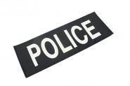 King Arms borrelåsmerke Police lite KA-AC-2196-BK