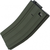 King Arms std M16/M4 magasin KA-MAG-02-OD olivengrønt