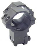 Leapers høy montasjesett 30mm 11mm skinne