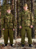 Forsvarets M75 feltjakke NY