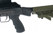 Leapers AK47 adapter for å bruke AR stokk på Kalashinkov
