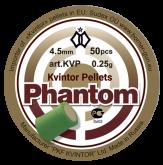 Kvintor Phantom eksploderende kuler 4,5mm 50 stk