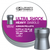 JSB Ultra Shock Heavy 4,5mm 350stk