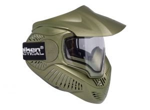Valken Annex MI-7 maske duggfri dobbelglass olivengrønn 18144
