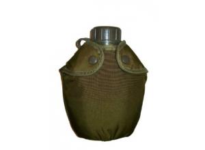 Forsvarets feltflaske i plast