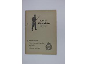 7,62mm Karabin M/98kF1