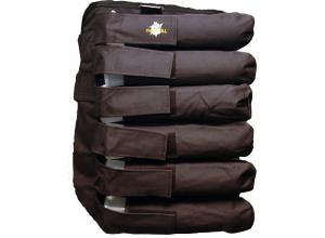 Pack med plass til 6 stk 140 rør