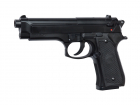 ASG M92FS svart fjærpistol 14097
