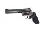 """ASG Dan Wesson 715 luftpistol stålgrå 6"""" vanlige kuler (130ms)"""