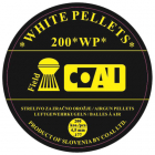 Coal WP Field 200 stk 4,5mm