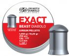JSB Beast ekstremt tung 4,52mm 250 stk