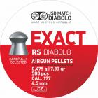 JSB Exact RS 4,52 mm høyhastighet 500 stk