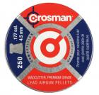 Crosman Competition Wadcutter 4,5mm 250stk CR-6177