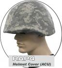 RAP4 hjelmtrekk ACU kamo 001900