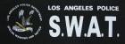 Guarder LAPD SWAT borrelåsmerke til vest stort ID-20