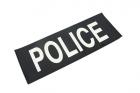 King Arms borrelåsmerke Police KA-AC-2196-BK