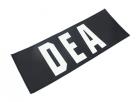 King Arms borrelåsmerke DEA lite KA-AC-2198-BK