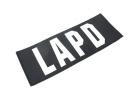 King Arms borrelåsmerke LAPD lite KA-AC-2199-BK