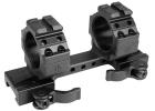 Leapers dobbel hurtigmontasje 30mm til 21mm rail