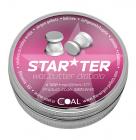 Coal STARTER wadcutter 4,50mm 500 stk