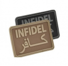 Infidel 3D PVC Patch coyote