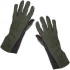 King Arms GI Nomex Gloves KA-Glove-04 OD/svart str small