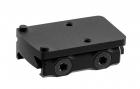 Leapers Super Slim Lower Picatinny montasje til Trijicon RMR sikter, lavprofil
