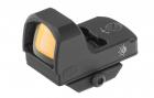 Leapers mikro rødpunktsikte med rødt 3.5 MOA micropunkt til pistol/rifle