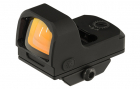 Leapers mikro rødpunktsikte med rødt 3.5 MOA micropunkt til pistol/rifle OP-RDM20R