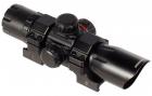 Leapers rødpunktsikte med montasje Picatinny/Weaver 21mm