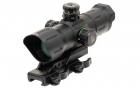 Leapers CQB rød-/grønnpunktsikte m/hurtigmontasje 21mm SCP-TDSDQ