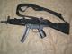 Combatkit 3-punkts reim til MP5A2/MP5A4 svart