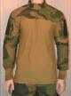 ARMO Tactical Combat shirt m/albuebeskyttere skogkamo str XL