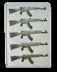 Isbrett til AK-47 FON-10018