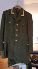 Hærens serviceuniform tjenesteuniform til major