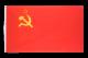 Fullstørrelse flagg fra Sovjetunionen 150x90cm