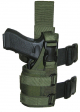 Combatkit lårhylster M4 (justerbart) grønn LINKS PH0014