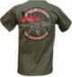T-skjorte med HK 416 grønn medium