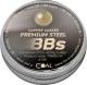 Coal rundkuler kobberbelagt 750 stk 4,5mm