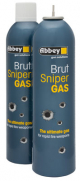 Abbey Brut Sniper Gas 700ml snipergass